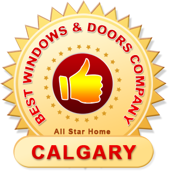 Best Windows and Doors Company in Calgary, 2013
